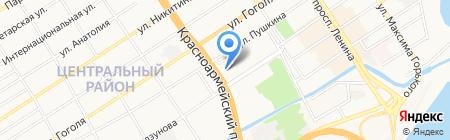 kari на карте Барнаула