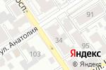 Схема проезда до компании Семейный юрист в Барнауле