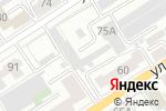 Схема проезда до компании Энергия в Барнауле