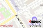 Схема проезда до компании Славянка в Барнауле
