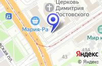 Схема проезда до компании КОМПАНИЯ ЛАНДШАФТНОГО ДИЗАЙНА ЗЕЛЕНЫЙ ДВОР в Барнауле