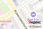 Схема проезда до компании Барнаульский кооперативный техникум в Барнауле