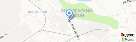 Строй-Мастер на карте Барнаула