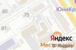 Схема проезда до компании Союзпечать Алтай в Барнауле