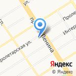 Адвокатский кабинет Седымова В.В. на карте Барнаула