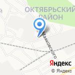 Алтай Бумага на карте Барнаула