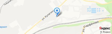 МастерГаз на карте Барнаула