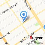 Нотариус Лих З.В. на карте Барнаула