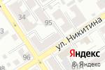 Схема проезда до компании Участковый пункт полиции Отдела полиции №5 УВД по г. Барнаулу в Барнауле