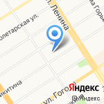 Главное Управление сельского хозяйства Алтайского края на карте Барнаула