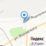 ЛДЦ МИБС-Барнаул на карте Барнаула