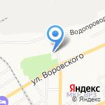 SELEBRITY на карте Барнаула