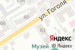 Схема проезда до компании ОКНА FOGEL в Барнауле
