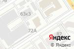 Схема проезда до компании Государственный архив Алтайского края в Барнауле