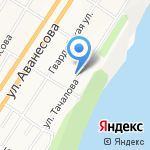 Электрик.РУ на карте Барнаула
