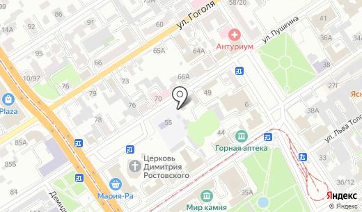 Алтайский Центр Комплектации. Схема проезда в Барнауле