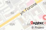 Схема проезда до компании Сибинтек реклама в Барнауле