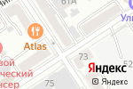 Схема проезда до компании Трансперенси Интернешнл Россия в Барнауле