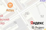 Схема проезда до компании Алтайский региональный ресурсный центр, КГБУ в Барнауле