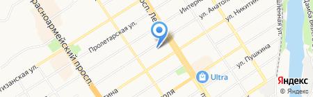 Ваш Дом на карте Барнаула