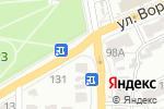 Схема проезда до компании Алтайский источник в Барнауле