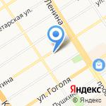 РУССКИЙ ФЕЙЕРВЕРК АЛТАЙ на карте Барнаула