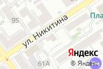 Схема проезда до компании РУССКИЙ ФЕЙЕРВЕРК АЛТАЙ в Барнауле