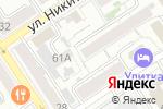 Схема проезда до компании Комитет по социальной поддержке населения г. Барнаула в Барнауле