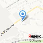 Профи-Сервис на карте Барнаула