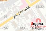 Схема проезда до компании СпецСистемы в Барнауле