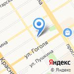 Алтайский региональный ресурсный центр на карте Барнаула