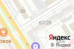 Схема проезда до компании Лидер Спорт в Барнауле