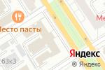 Схема проезда до компании Алтайский краевой суд в Барнауле