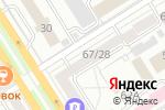 Схема проезда до компании Детский сад №241 в Барнауле