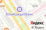 Схема проезда до компании Велонда в Барнауле