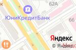 Схема проезда до компании Аквамир в Барнауле