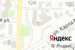 Схема проезда до компании Краевая лизинговая компания в Барнауле