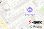 Схема проезда до компании Арго в Барнауле
