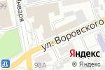 Схема проезда до компании ТД Новосибирская птицефабрика в Барнауле
