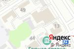 Схема проезда до компании Juice в Барнауле