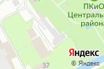 Схема проезда до компании Мастерская по ремонту автостекол в Барнауле