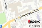 Схема проезда до компании ПосудаГрад в Барнауле