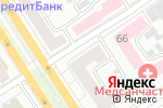 Схема проезда до компании Диван lounge в Барнауле