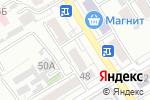 Схема проезда до компании Barnaul Ink в Барнауле