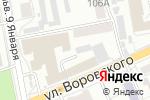 Схема проезда до компании Агарин В.М. в Барнауле