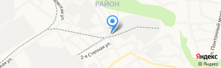 Атрибут на карте Барнаула