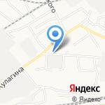 Алтай Металл Строй на карте Барнаула
