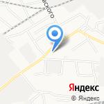 АВТО ДЖИМ на карте Барнаула
