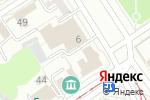 Схема проезда до компании Эдельвейс в Барнауле