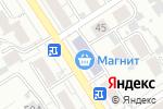 Схема проезда до компании Линк в Барнауле